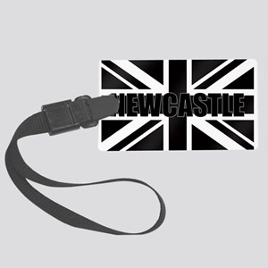 Newcastle England Large Luggage Tag