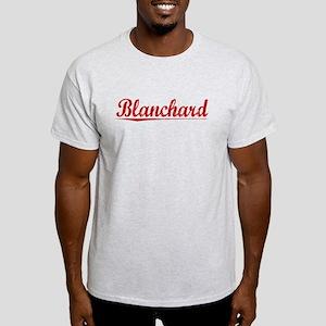 Blanchard, Vintage Red Light T-Shirt