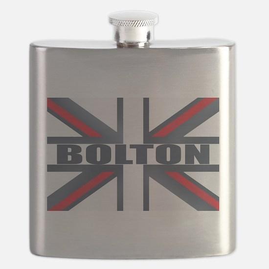 Bolton England Flask
