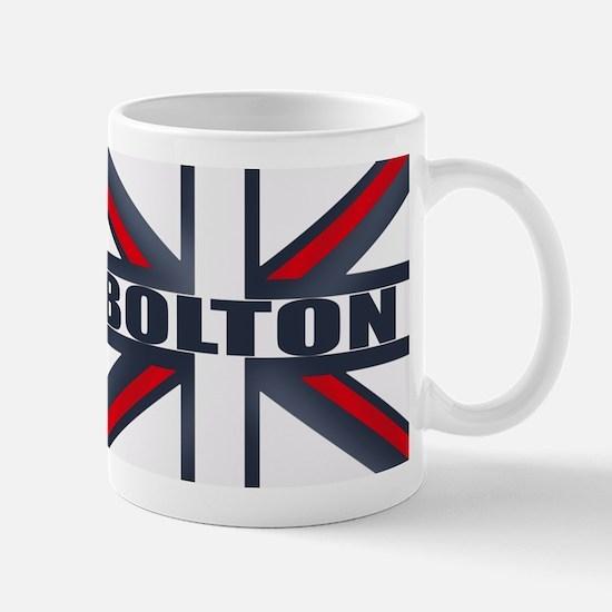 Bolton England Mug