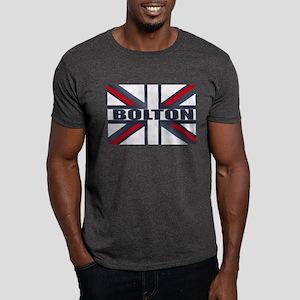 Bolton England Dark T-Shirt