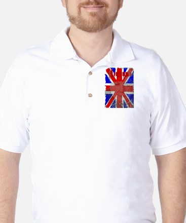 Churchill Union Jack Golf Shirt