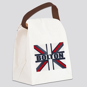 Bolton England Canvas Lunch Bag