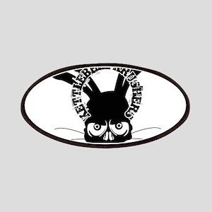 Black Logo Patches