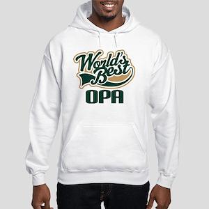 Opa (Worlds Best) Hooded Sweatshirt