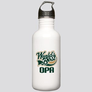 Opa (Worlds Best) Stainless Water Bottle 1.0L