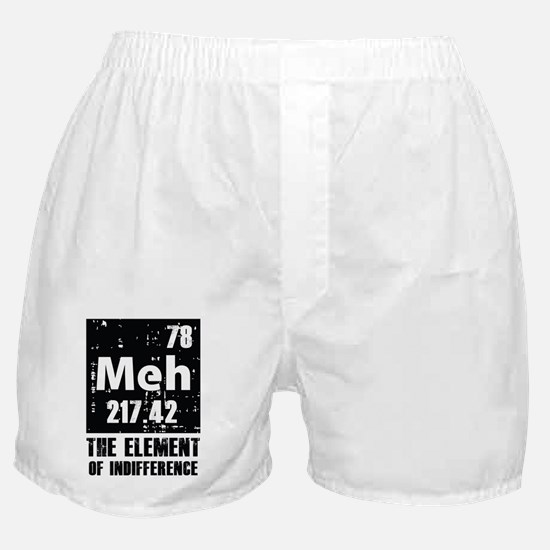 Indifference Boxer Shorts