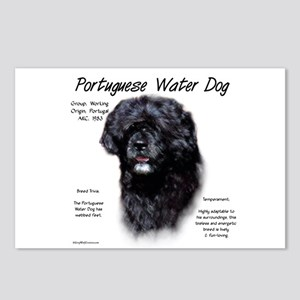 Portuguese Water Dog Postcards (Package of 8)