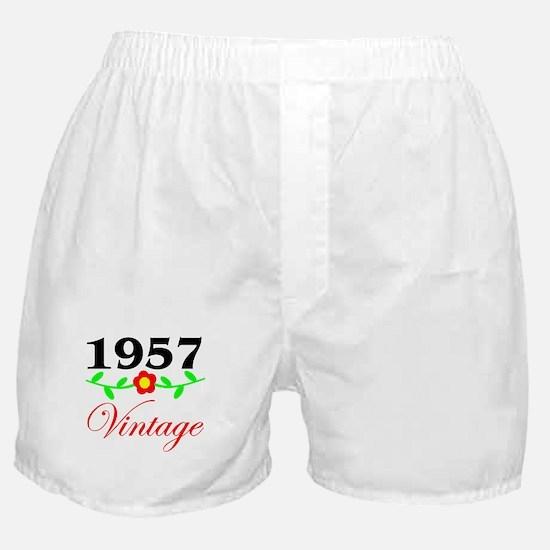 Vintage 1957 Boxer Shorts