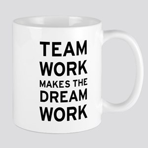 Team Dream 11 oz Ceramic Mug