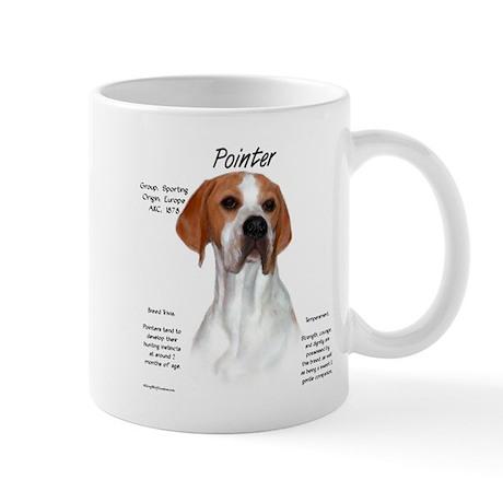 Pointer 11 oz Ceramic Mug