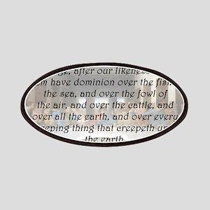 Genesis 1:26 Patch