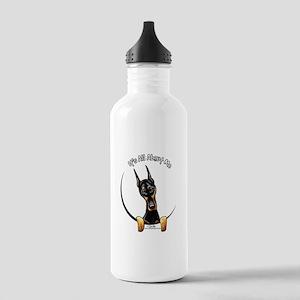 Doberman IAAM Stainless Water Bottle 1.0L