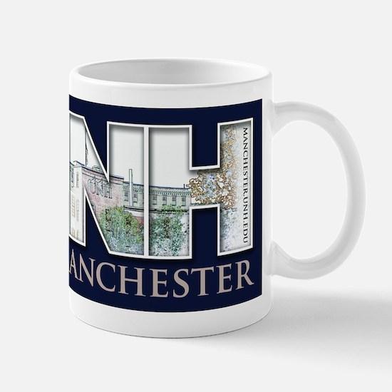 UNH Manchester Graphic Mug