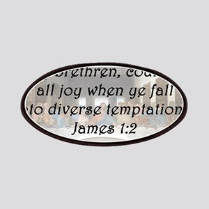 James 1:2 Patch
