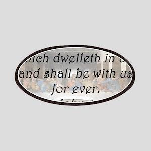 2 John 1-2 Patch