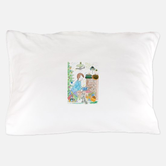 I Hope I Get My Wish For A STAR. Pillow Case