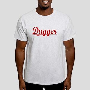 Dugger, Vintage Red Light T-Shirt