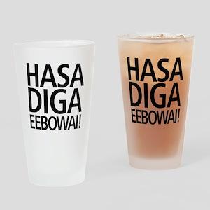 48 HR SALE! Hasa Diga Eebowai Drinking Glass