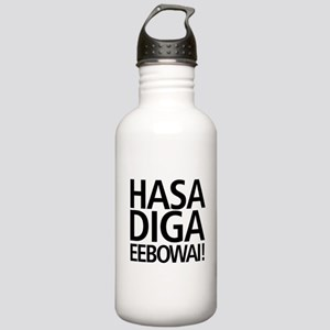 48 HR SALE! Hasa Diga Stainless Water Bottle 1.0L
