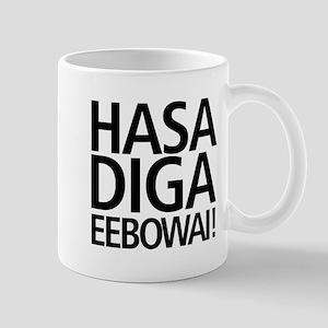 48 HR SALE! Hasa Diga Eebowai Mug