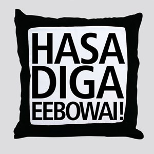 48 HR SALE! Hasa Diga Eebowai Throw Pillow