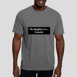 Daughter - Gunsmith Mens Comfort Colors Shirt
