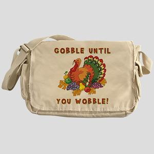 GOBBLE... Messenger Bag