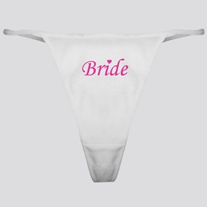 Bride Classic Thong