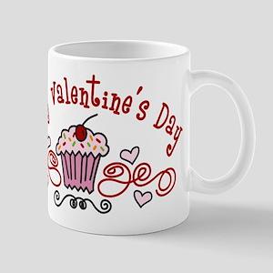 Valentine Cupcake Mug