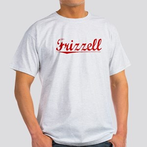 Frizzell, Vintage Red Light T-Shirt
