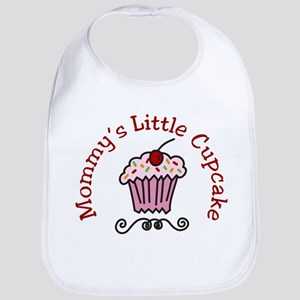 Mommys Little Cupcake Bib
