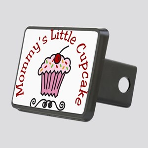 Mommys Little Cupcake Rectangular Hitch Cover