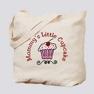 Mommys Little Cupcake Tote Bag