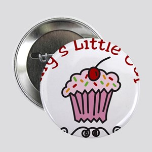 """Mommys Little Cupcake 2.25"""" Button"""