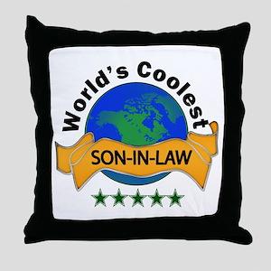 World's Coolest Throw Pillow