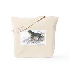 Shepherd Dog Tote Bag
