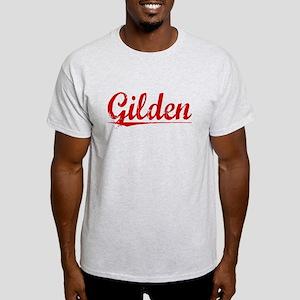 Gilden, Vintage Red Light T-Shirt