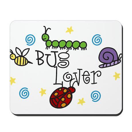 Bug Lover Mousepad