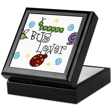 Bug Lover Keepsake Box