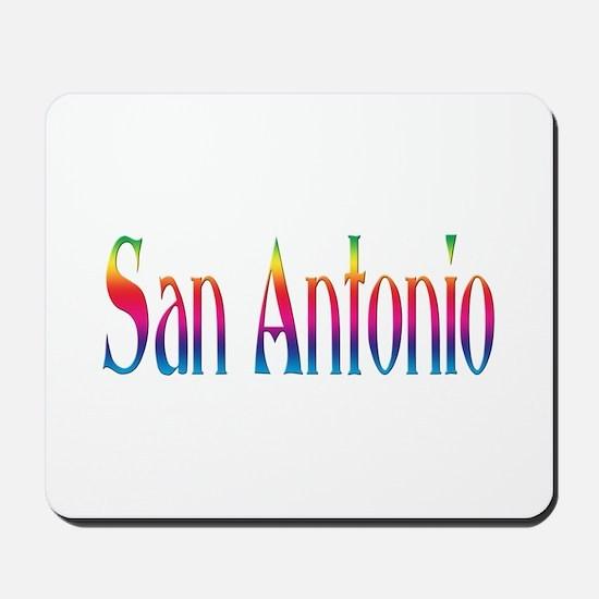 San Antonio Mousepad
