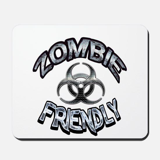 Zombie Friendly Mousepad