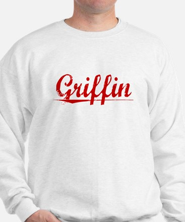 Griffin, Vintage Red Sweater