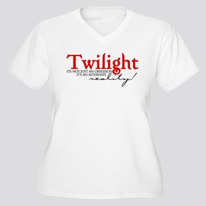 Alternate Reality Plus Size T-Shirt