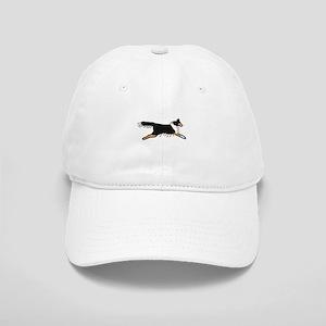 Tri-Color Sheltie Cap