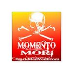Momento Mori Square Sticker 3