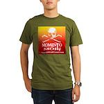 Momento Mori Organic Men's T-Shirt (dark)