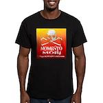 Momento Mori Men's Fitted T-Shirt (dark)
