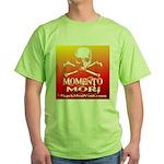 Momento Mori Green T-Shirt