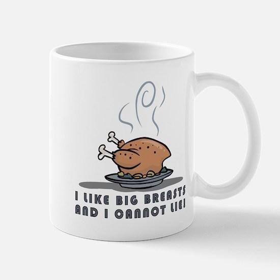 BIG BREASTS Mug
